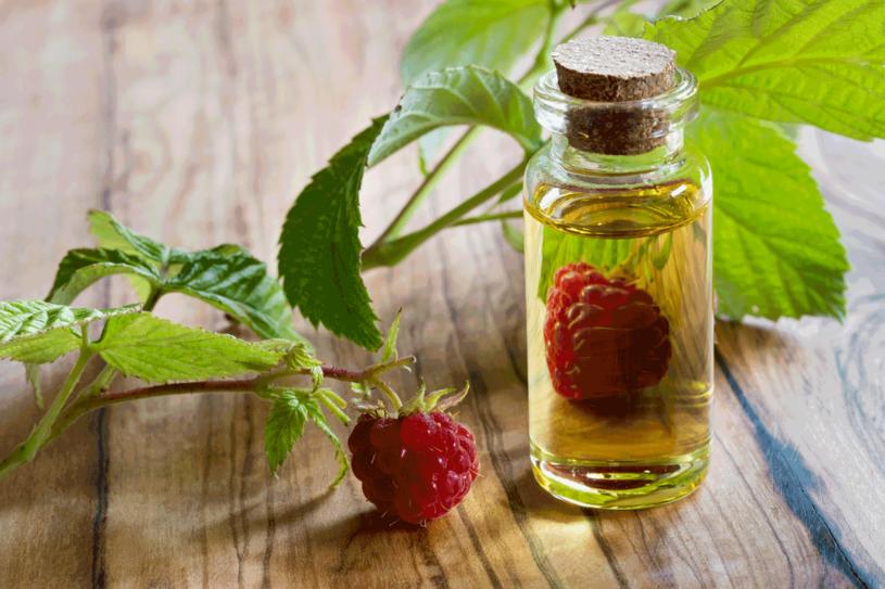 Olej z pestek (nasion) malin – właściwości i zastosowanie kosmetyczne